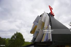 Full Mailbox Stock Photo Getty Images