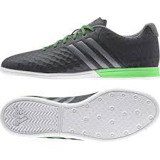 adidas indoor soccer shoes for men. adidas futsal shoes indoor men ace 15.2 court new b32885 dark grey/flash green soccer for pinterest