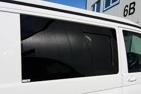 van window fitting