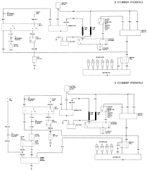 86 chevy s10 2 8 wiring to starter wiring diagrams long