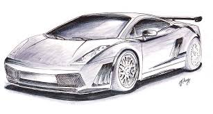 sport cars drawings.  Drawings Sport Cars Drawings  Gallery In R