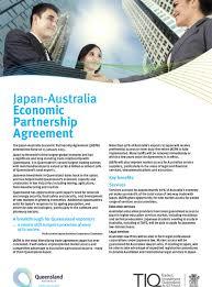 Japan-Australia Economic Partnership Agreement (Jaepa) – Tiq
