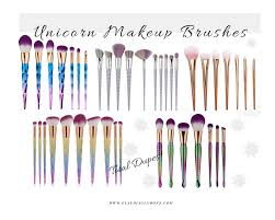 i have been eyeing unicorn makeup brushes for a while now but as cute as they look i wasn t ready to shed out 30 plus on cute little brushes
