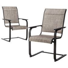 Sling Chair Patio Furniture  RoselawnlutheranOutdoor Sling Furniture