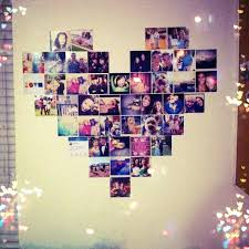 heart shaped photo collages how to make a heart shaped photo collage best photo collages images heart shaped photo collages