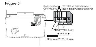 garage door opener wiring. Unique Garage Wiring  And Garage Door Opener N
