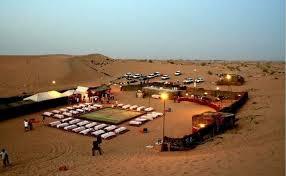 Adventure with Dubai Desert Safari - Adventure Bim Bling