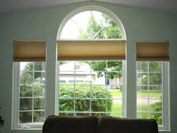 fan shades for arched windows half moon window treatments traditional glass  inspiration home image of round