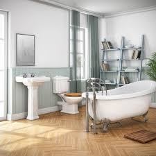 Avocado Bathroom Suite Why Green Bathrooms Are Officially Back In Victorian Plumbing Blog