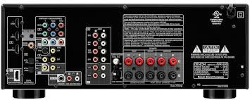home theater receiver. (view larger) home theater receiver h