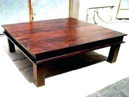 large dark wood coffee table uk square wooden large dark wood coffee table uk square wooden