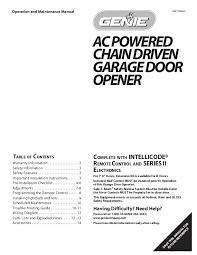 genie garage door opener wiring solidfonts wiring diagram genie garage door opener the