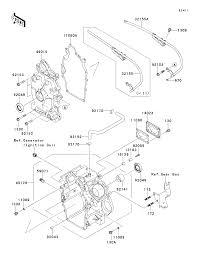 2013 kawasaki mule 4010 diesel 4x4 kaf950fdf crankcase parts best kawasaki mule engine breakdown information 2013