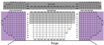 Pasadena Playhouse Seating Chart Laguana Playhouse Seating Chart Theatre In La