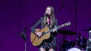 """Ava Hanson singing Maren Morris """"I Could Use a Love Song"""" - YouTube"""
