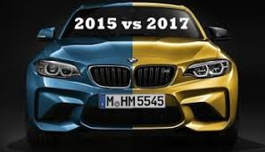 2018 bmw website. simple bmw old vs facelift bmw m2 and 2018 bmw website