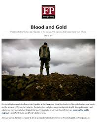 blood and gold an fp photo essay foreign policy