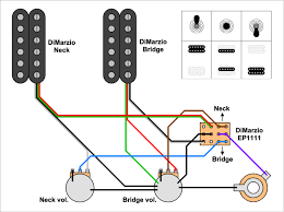 wiring diagram help the gear page note that the dimarzio switch unlike the one from guitarelectronics doesn t have a right way up so this will work no matter which way you orient it