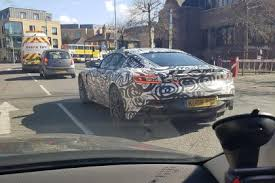 new car releases ukNew Aston Martin Vantage spotted in the UK ahead of 2018 release