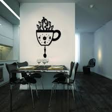 White Kitchen Wall Clocks Kitchen Wall Clocks An Overview Of Picking The Right Kitchen
