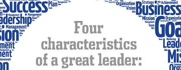 Qualities Of A Good Team Leader Four Characteristics Of A Great Leader Athletic Business