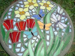 decorative garden stepping stones. Decorative Garden Stepping Stones Diy How To Make O