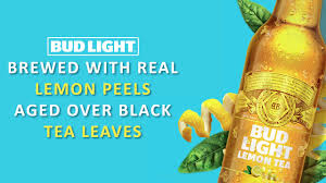 Bud Light Lemon Tea Ingredients Mixed Drink Monday