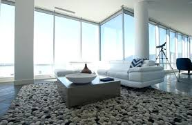 wool stone rug diy felted stones and stylish decor inspired by natural rock misc calligaris stone wool rug