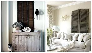 shutter decor ideas home window shutter wall decor
