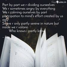 Angry Quotes Fascinating Part By Part We R Dividin Quotes Writings By Tanima Datta