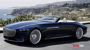 2018 maybach convertible. perfect maybach 2018 vision mercedesmaybach 6 cabriolet and maybach convertible l