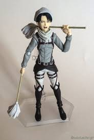 Subdued Fangirling: Subdued Figures: Figma Levi Cleaning Ver. Review via Relatably.com