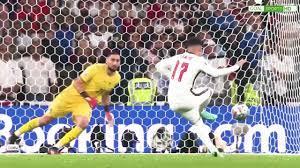 ركلات الترجيح ايطاليا وانجلترا 3-2 - YouTube