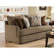 simmons manhattan 2 piece sectional simmons couch leather couches