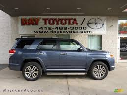 2011 Toyota 4Runner Limited 4x4 in Shoreline Blue Pearl - 058050 ...