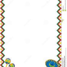 Chart Design Border Mexican Menu Border Design World Of Printable And Chart