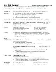 Resume Objectives Accounting Resume Objectives For General Job