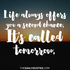Second Chance Quotes Stunning 48 Second Chance Quotes QuotePrism