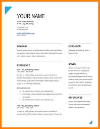 Latest Resume Download Free Chic Latest Resume Format Download In Ms Word 100 For Your Free 37