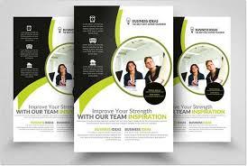 Best Brochure Templates 15 Best Business Analyst Flyer Templates Designs 2018
