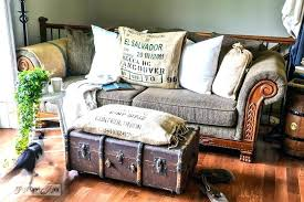 old trunk coffee tables charming vintage antique table designs