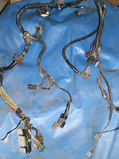 ford engine wiring harness ebay Ford Efi Wiring Harness 1987 1988 ford mustang 5 0l computer engine wiring harness v8 speed density efi ( ford efi wiring harness conversion