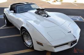Chevrolet Corvette Supercharged