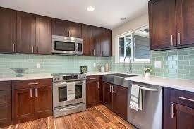 modern design green kitchen backsplash glass tiles for backsplashes rapflava