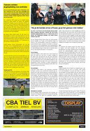 Voetbalvereniging Theole By Mdh Uitgeverij Issuu