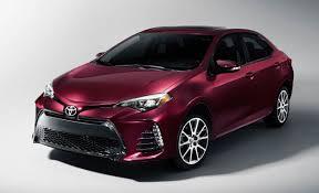 new car release dates 2017Toyota Car Models 2017