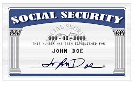 who needs your social security number