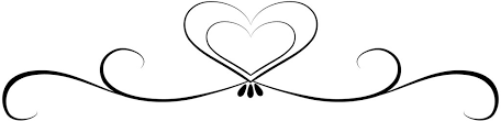1024x249 valentine border clipart black and white letters