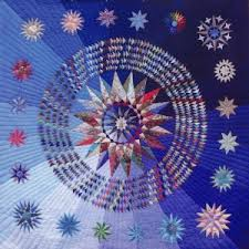 March 2015 – Clinic for Special Children & The stunning Nautical Star Quilt by Magdalena Stoltzfus – up for bid at the  Lancaster County auction! Adamdwight.com