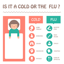 Cold Symptoms Vs Flu Symptoms Chart Is It A Cold Or The Flu Familydoctor Org